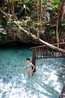 Gran Cenote - Tulum