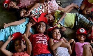 Sem-terrinhas são protagonistas da educação no campo e do debate da alimentação saudável. | by Brasil de Fato