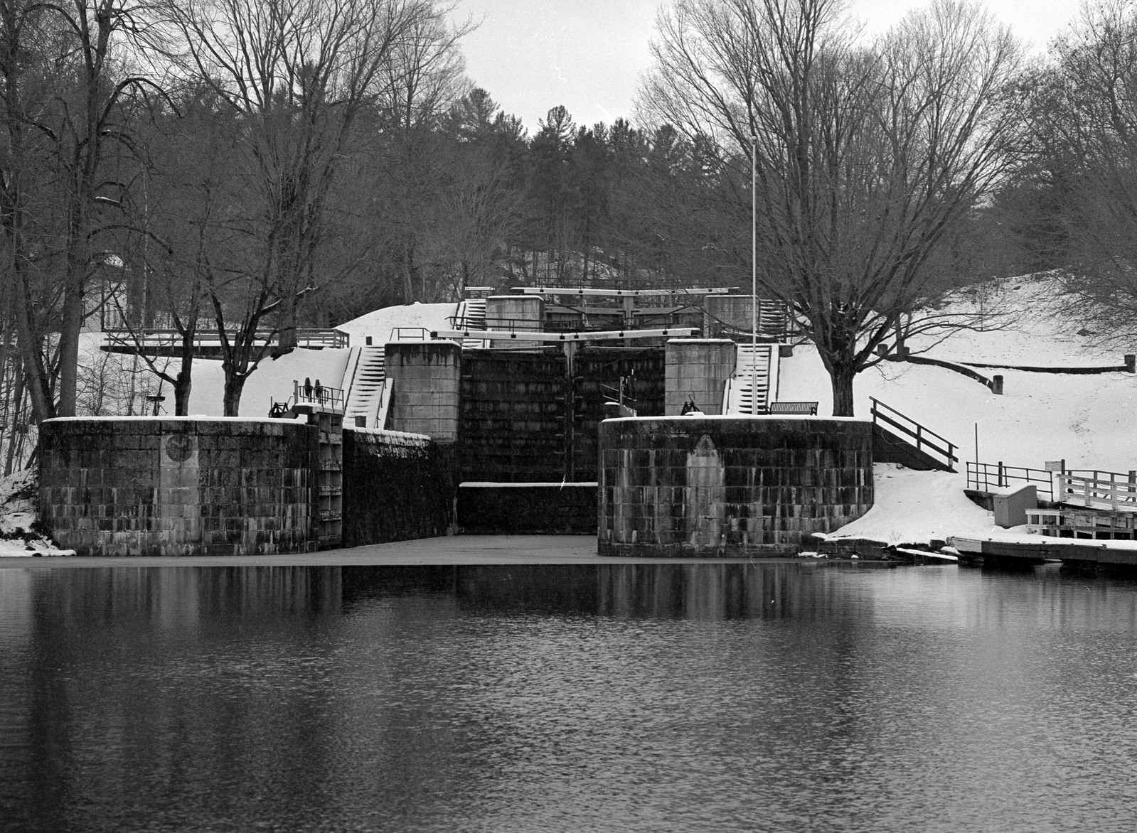 Project:1867 - The Rideau Canal - Jones Falls Locks