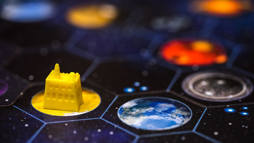Gaia Project | by Doctor Meeple