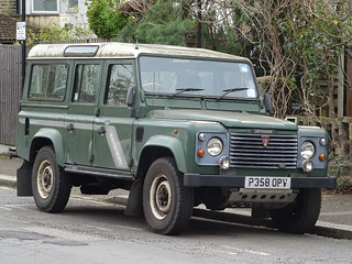 1996 Land Rover 110 Defender County