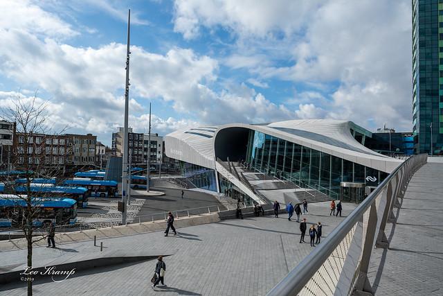 Arnhem Central Station | Arnhem Centraal Station