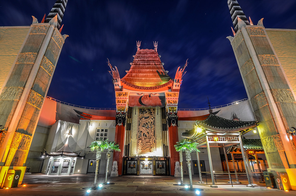 Chinese theater night DHS