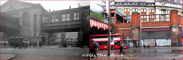 Waterloo Station`1911-2019
