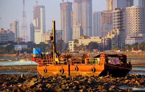 debmalyamukherjee canon550d 18135 city skyline sunset glow