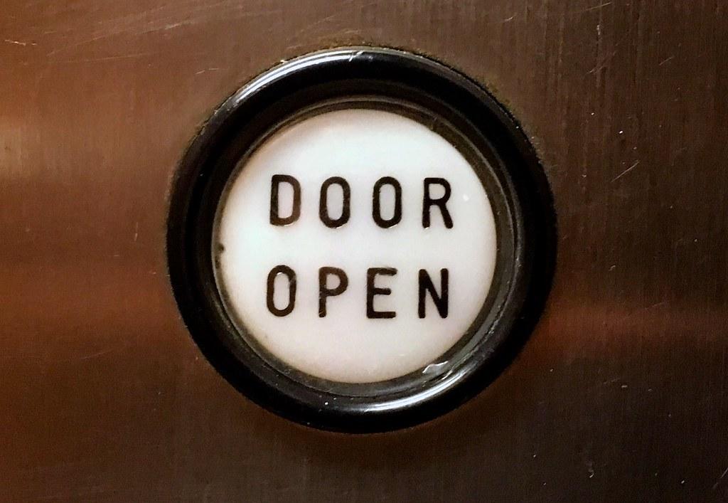 Open Door Open