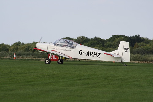 G-ARHZ Rollason Condor D62A [RAE602 and PFA247] Sywell 010918