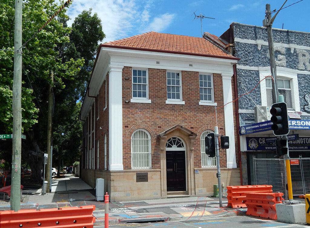 Ex Bank, Kensington, Sydney, NSW.