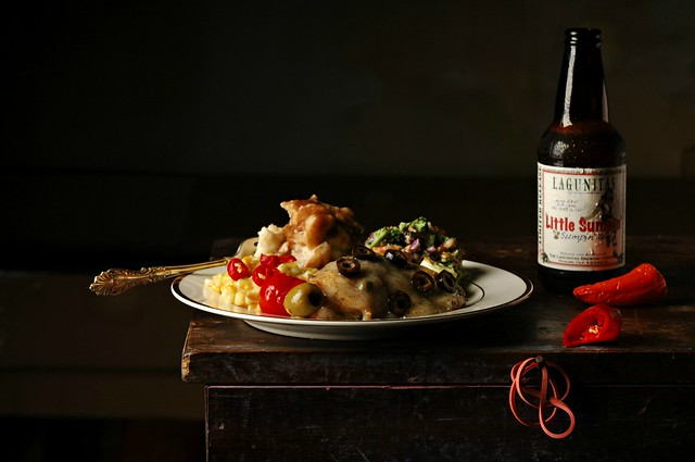 Chicken Gravy and a Little Sumpin'