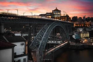 Sunrise at Porto