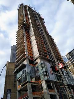 Virgin Hotel Construction | by edenpictures