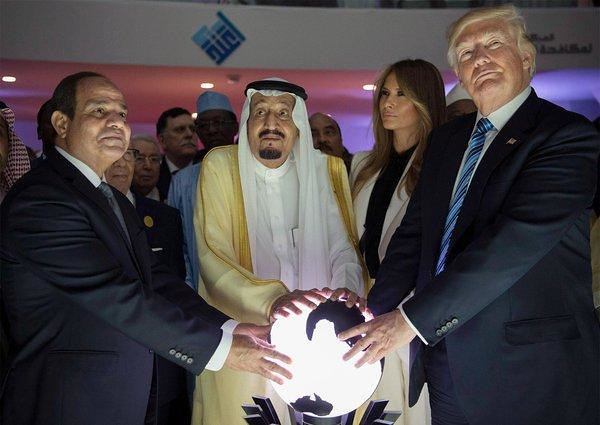 Trump Allows Nuclear Tech Transfer to Saudi Arabia