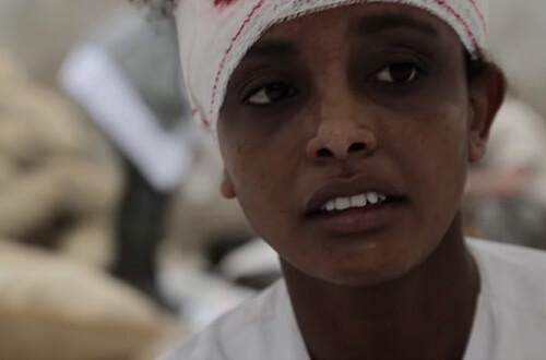 Vídeo del Papa: Rezar por los médicos en zonas de guerra