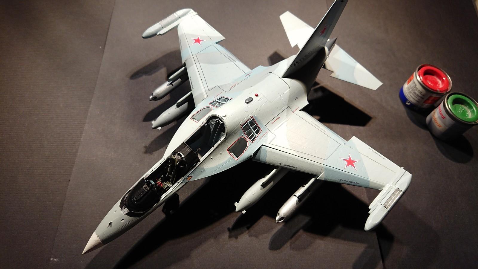 Ett par tumvantar - Yak-130 Mitten - Zvezda 1/48 - Sida 5 32641465237_dc422b80e9_h