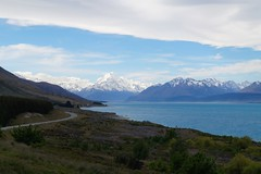 Lake Pukaki: Peter\'s Lookout