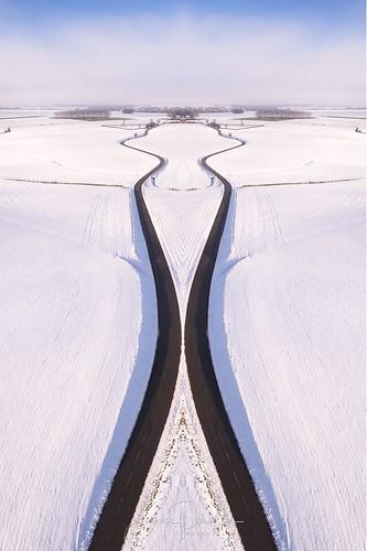 Symétrie hivernale | by jeje62