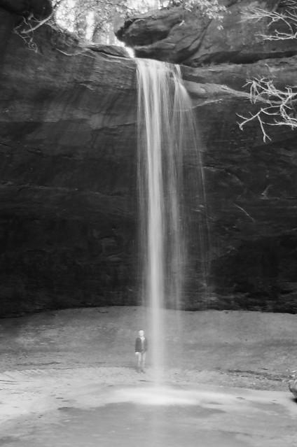 Rich and Copperas Creek Falls