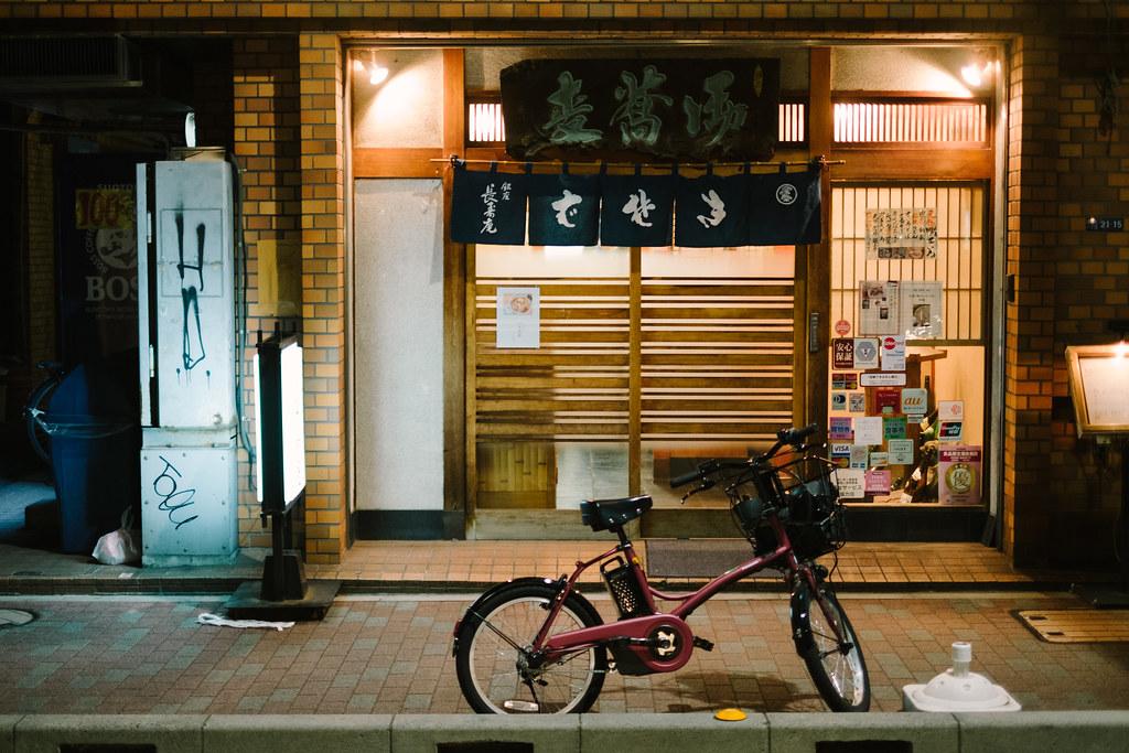 銀座の蕎麦屋 2019/02/21 XE108121.JPG
