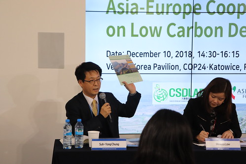 COP24 | by Asia-Europe Foundation
