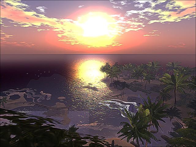 Salt Water - Sun Rise