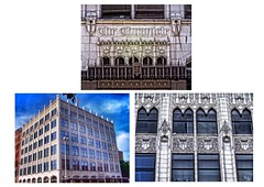 Spokane Washington - Chronicle Building - Gothic Architecture