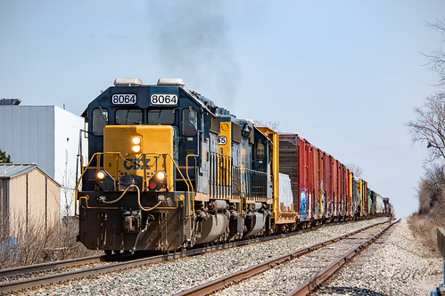 SD40-2 Goodness | by conrail6809