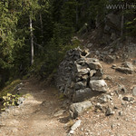 Static Peak Divide Trail