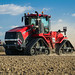 Seeding of Clover | CASE IH QUADTRAC 540 CVX