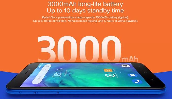 Xiaomi Redmi GO 特徴 (6)