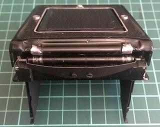 Rolleiflex waist level finder. | by Alex B/N