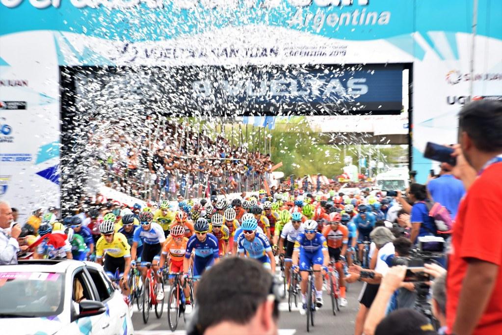 2019-02-03 PRENSA: Ultima etapa Vuelta a San Juan 2019