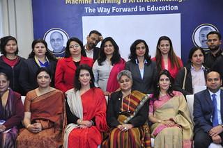 IQM conference on AI ML for School Leadership, Delhi | by Vasu..