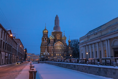 saintpetersburg russia church nature frost city orange snow morning car sky cross yellow sunrise winter old brick cityscape town cold ancient building blue colorful dome cathedral river landscape street style skyscape outdoor architecture orthodox park