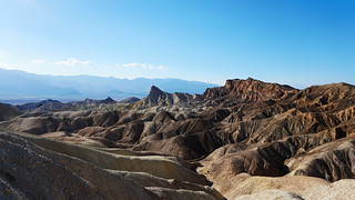 Zabriskie Point, Vallée de la Mort | by rhespel