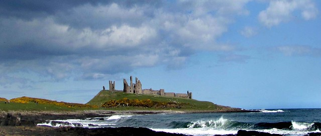 Northumberland, Dunstanburgh (10)A