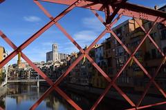 Pont de les Peixaterias Vella - Girona