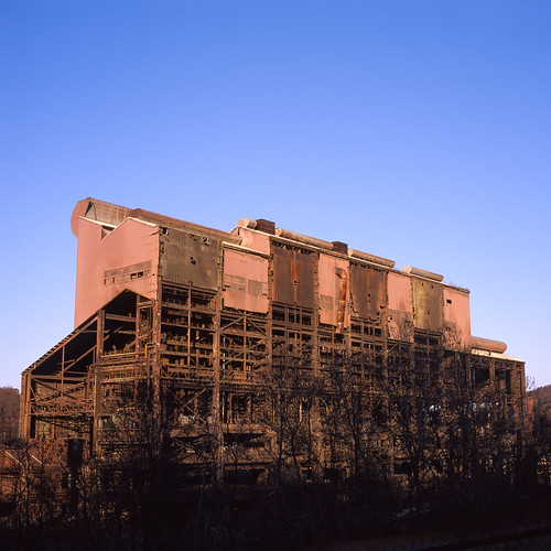 weirton weirtonsteel unitedstates rustbelt steelmill hasselblad film