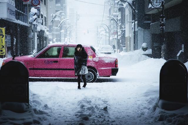 sapporo taxi