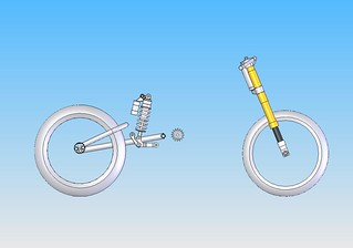 20190311 image 1.05 rz350 frame assembly 2019 | by andbike