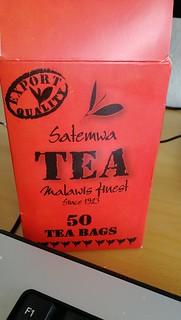 a taste of malawi - satemwa tea