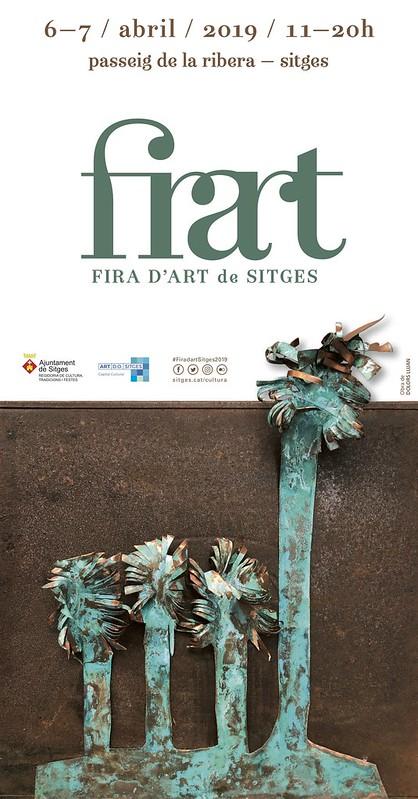 FIRA D'ART SITGES 2019