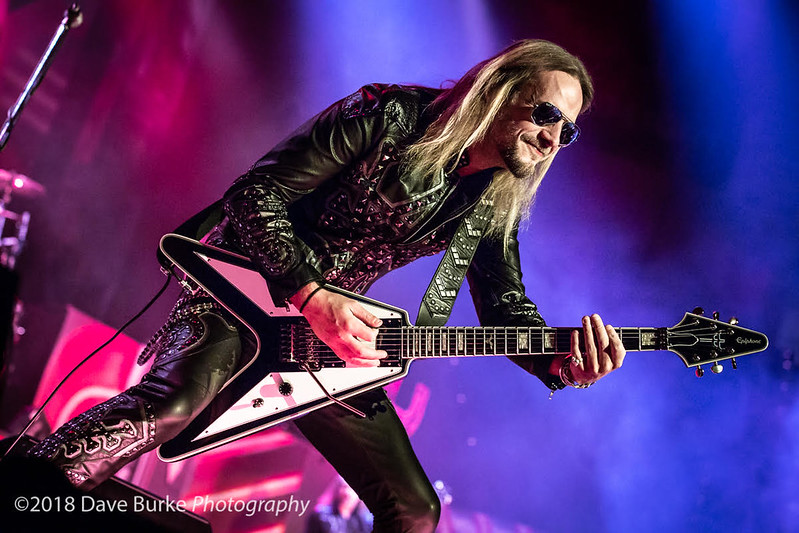 Judas Priest -- Photo Credit: Dave Burke