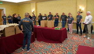 2019 Pork Forum Volunteer Event-8 | by AgWired