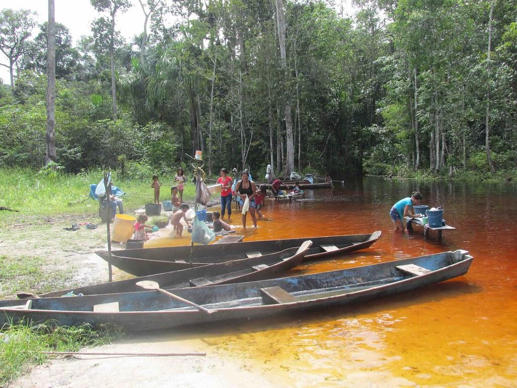 Aldeia Boca da Estrada dos Munduruku, rio Cururu, Jacareacanga, Pará, Brasil          IMG_1657