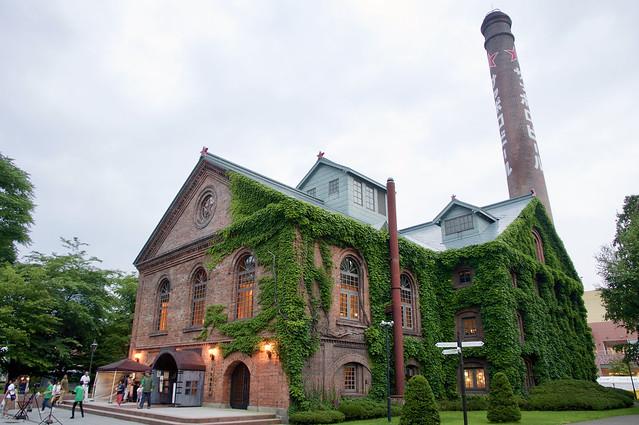 ?????????????Sapporo Beer Museum