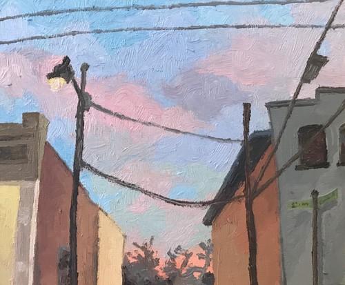 Ali Chatham, BFA Painting Alumna