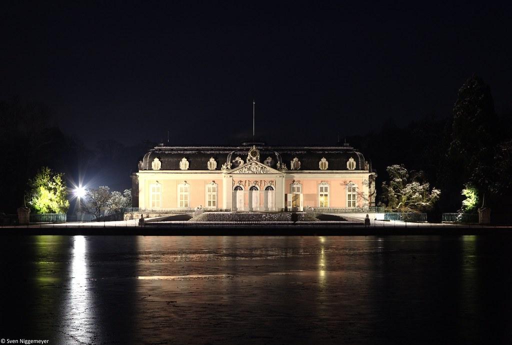 Benrather Schloss 31.01.19