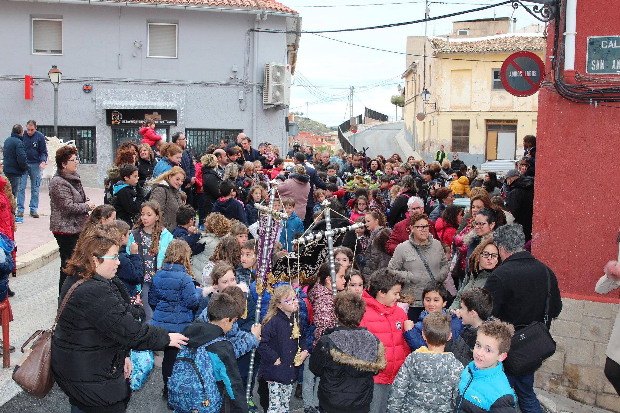 (2018-03-23) II Vía Crucis Infantil (Antonio José Verdú Navarro) (41)