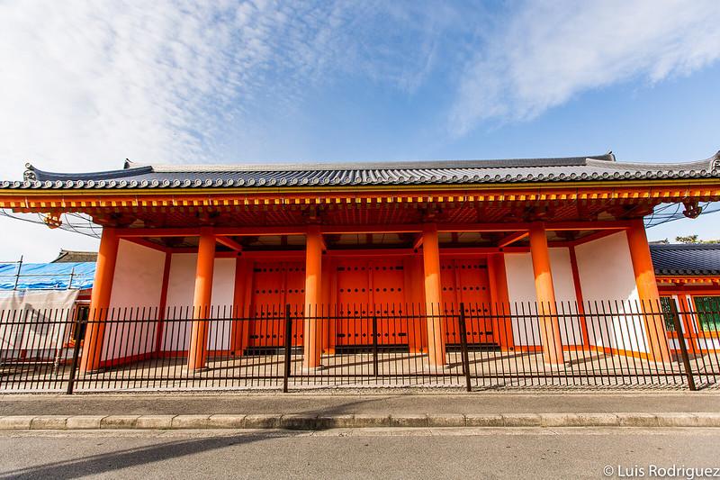 Puerta Higashi Daimon