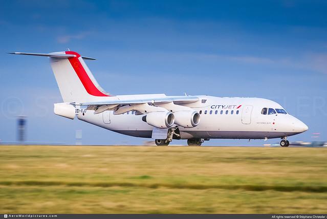 [CDG.2013] #Ciyjet #WX #British.Aerospace #Avro #RJ85 #EI-RJD #Valentia.Island #awp